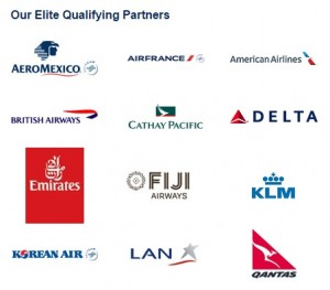 Alaska Mileage Plan partners with great airlines