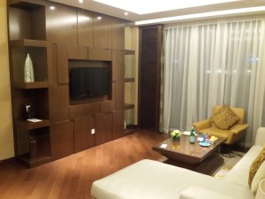 JW Hanoi Executive Suite